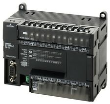 Omron CP1E-N14DR-A PLC.  Autómata 8 in / 6 relay out 100-240V ac. RS-232C