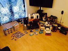NEC PC ENGINE BUNDLE-GAMES-CONSOLES-ACCESSORYS-