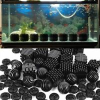 10Pcs Aquarium Bio Balls Filter Media Wet/Dry Koi Fish Tank Pond Reefx Great