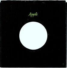 APPLE RECORDS COMPANY 45RPM RECORD SLEEVE - M- CONDITION