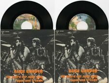 """ALICE COOPER - No more mr nice guy - rare ITALY 7"""" stunning PS 1973"""