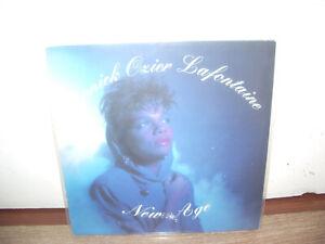 Annick Ozier Lafontaine - New Age 1992 GERMANY LP PIANO CLASSIQUE