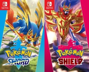 Pokémon Épée Où Bouclier - Jeu Nintendo Switch - Lire description
