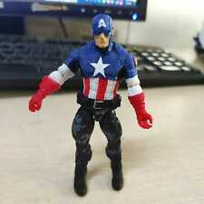 """3.75"""" Marvel Universe Night Mission Captain America Action Figure Boy Toy Gift"""