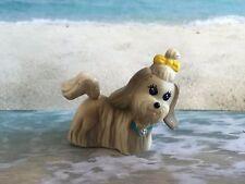 VINTAGE KENNER  LITTLEST PET SHOP LIVELY SHIH TZU DOG PUPPY