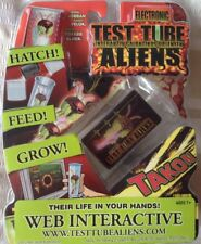 TEST TUBE ALIENS NEW/SEALED ELECTRONIC HATCH,FEED,GROW (TAMAGOTCHI) VERY RARE
