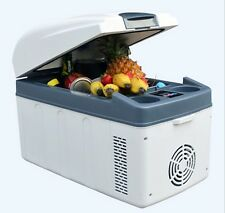 220vPortable DC 12/24V 20L Refrigerator Cooler & Warmer for Car and Home