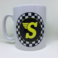Speedwell Tea Coffee Mug (Classic Mini Cooper VW Camper Beetle)