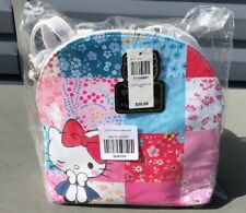 Loungefly Hello Kitty Patch Backpack