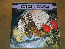 GRAIL - Same (1970) / Re. Second Battle Germany / Rare!  Vinyl LP (New Unplayed)