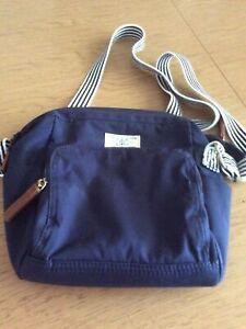 Joules Navy Blue Crossbody Bag