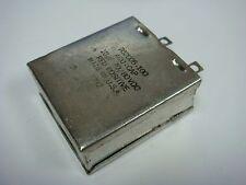 ACU-CAP 10uF 70/ 80VDC SQUARE ALUMINUM CAPACITOR 1973 702005-100 NEW OLD STOCK