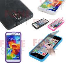Étuis, housses et coques transparents Universel en silicone, caoutchouc, gel pour téléphone mobile et assistant personnel (PDA)