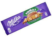 3x Milka MMMAX Nut & Nougat Creme 🍫 900g / 2 lbs XXL German chocolate TRACKED ✈