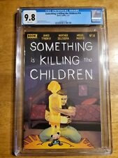 Something is Killing the Children #14 | Cover A 1st Print | CGC 9.8