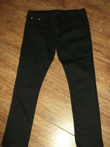man`s jeans   by river island  size 42 in good condition