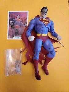 DC Multiverse Superman the Infected McFarlane  Dark Nights *No BAF*