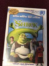 New listing Shrek Dvd Andrew Adamson(Dir) 2001