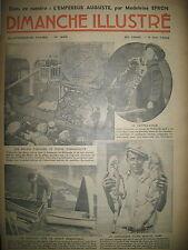N° 688 REPORTAGES PHOTOS HISTOIRE ROMAN BD BICOT M. POCHE DIMANCHE ILLUSTRE 1936