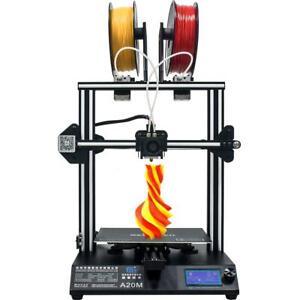 Geetech A20M 3D Drucker Dual Extruder DIY Kit FDM 255 x 255 x 255 mm