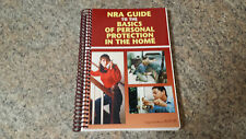 NRA Guide to The Basics of Personal Protection in the Home PISTOL HANDLING