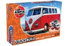 Airfix rápida Construye VW Camper Van #j6017