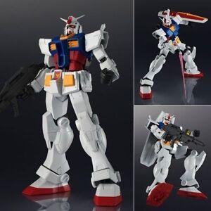 "Gundam Universe GU-01 RX-78-2 6"" action figure Bandai"