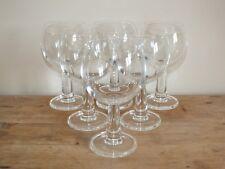Léonardo: 6 verres à vin en cristal - ballons signés
