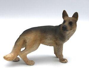 Schleich GERMAN SHEPHERD Female Adult 2007 Retired Dog Figure 16375