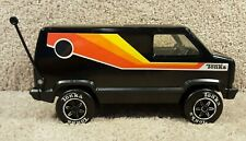 1979 Tonka Toy Mound Minn Minnesota Black Tonka Play People Custom Van Sunroof