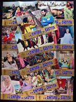 Fotobusta el Cinturón por Castidad 'Tony Curtis Monica Vitti Richardson R07
