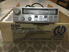 Piastra a cassette vintage Pioneer KP-909G come nuova con scatolo!