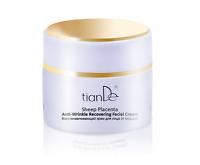 TianDe Sheep placenta anti-wrinkle repairing cream for face, 50 g.