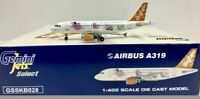 Gemini Jets GSSKB028 Skybus Airlines Airbus A319-100 N551SX Diecast 1/400 Model