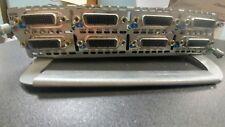 Cisco NM-8A/S 8-Port Async/Sync Serial Network Module quantity
