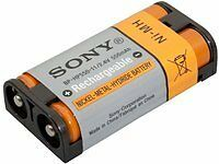 Sony BP-HP550-11 - Original batterie rechargeable pour Casques Sony