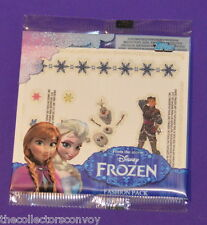 Topps Official Disney FROZEN Fashion (tattoos) Pack *New*