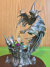 Limited Edition Perth Pewter 'Blasting of the Dark Tower' sculpture