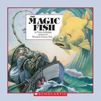 The Magic Fish by Freya Littledale , Paperback