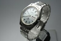 Vintage 1970 JAPAN SEIKO LORD MATIC WEEKDATER 5606-7070 23Jewels Automatic.