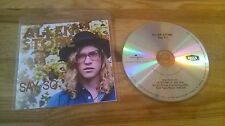 CD Indie Allen Stone - Say So (1 Song) Promo UNIVERSAL DECCA