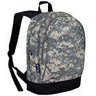 Wildkin Sidekick Digital Camo Backpack in Green New With Tags