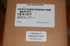 Maval Power Steering Pump 96260M 4432004052 for Toyota 4Runner Tacoma Reman