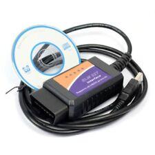 Nouveauté Elm 327 OBD2 Diagnostic Interface USB Puce FT232RL avec Vitres