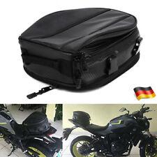 Motorradkoffer wasserdichte Motorrad Hecktasche Rücksitz Gepäcktasche DE
