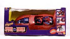 ToyBiz - Spider-Man Spider Force - Spider Mobile Web Car