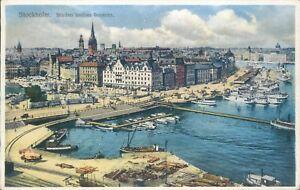 Stockholm staden mellan broarna nordisk konst
