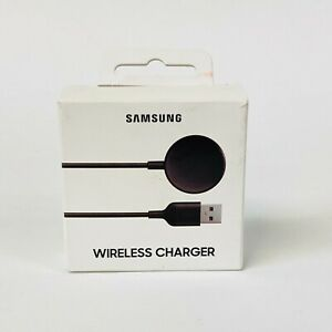 Genuine Original Samsung Galaxy Watch Charging Dock - Black - EP-OR825BBEGUJ