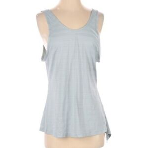 Athleta Active Size X-Small Gray Sports Workout Gym Crossfit Running Tank Top