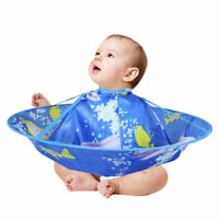 Cute Kids Baby Popular Haircut Hairdresser Hair Cutting Cape Cloak Clothes Apron